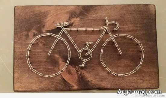 ساخت دوچرخه زیبا