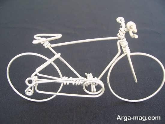 ساخت دوچرخه با فلز
