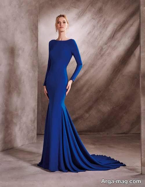 مدل لباس مجلسی ساده 2018