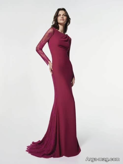 مدل لباس مجلسی زیبا و شیک 2018