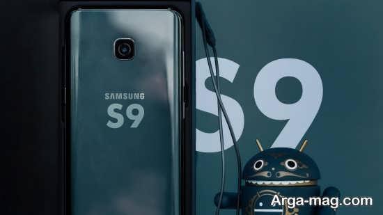 فاش لیست ابزار جانبی گلکسی S 9 و S plus 9