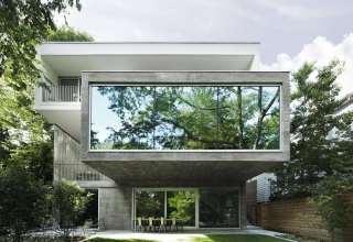 اصول طراحی نمای ساختمان