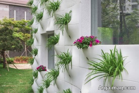 طراحی زیبا و جالب نمای ساختمان