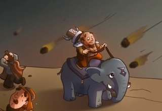داستان سوره فیل برای کودکان