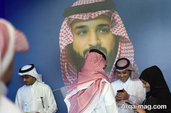 عکس خانه شاهزادهی سعودی محمد بن سلمان