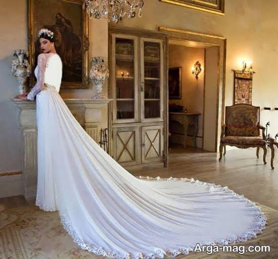 ژست عکس عروس در آتلیه