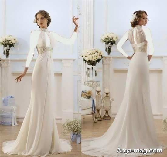 ژست عکس زیبا عروس