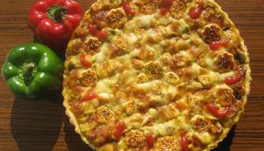 طرز تهیه گراتن مرغ و سبزیجات