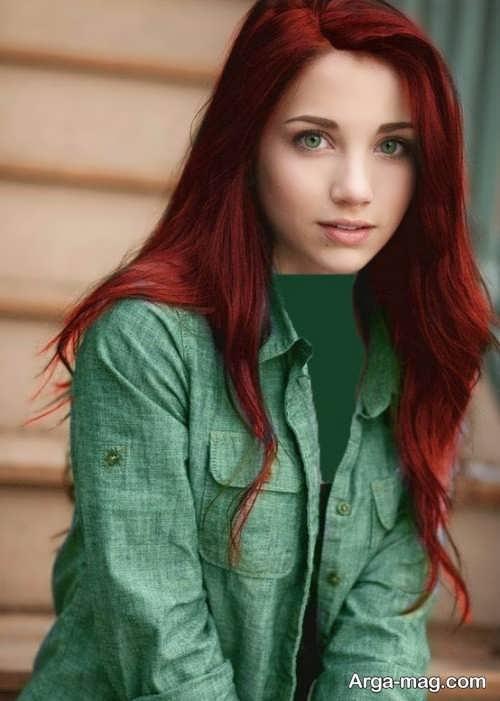 عکس چهره دختر زیبا