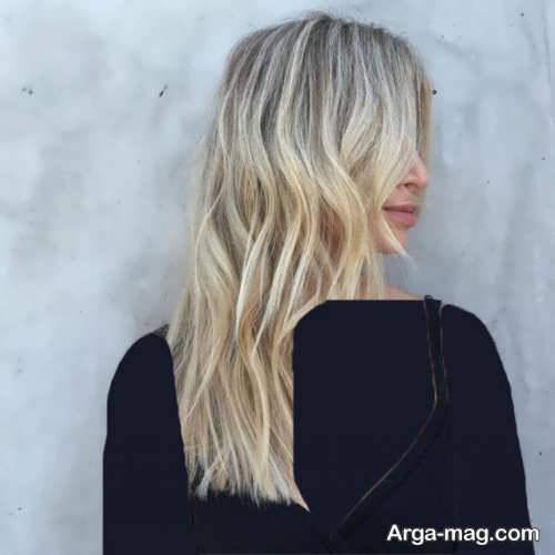 مدل موی خاص و زیبا دخترانه