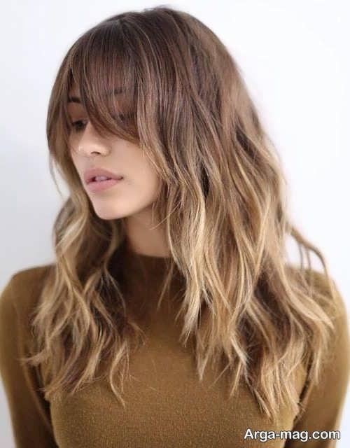 مدل موی دخترانه 2018 زیبا و جدید