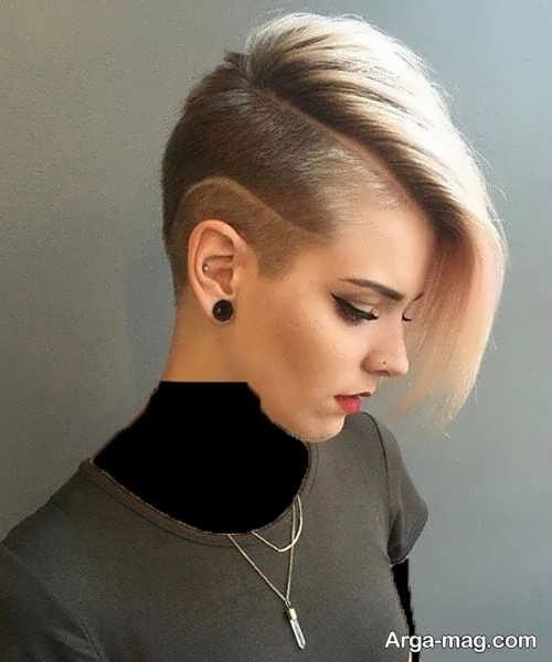 مدل موی کوتاه دخترانه