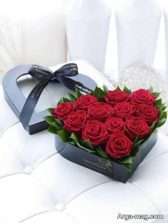 تزئین جعبه گل