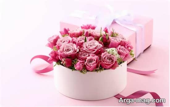 تزئین جعبه گل به روز