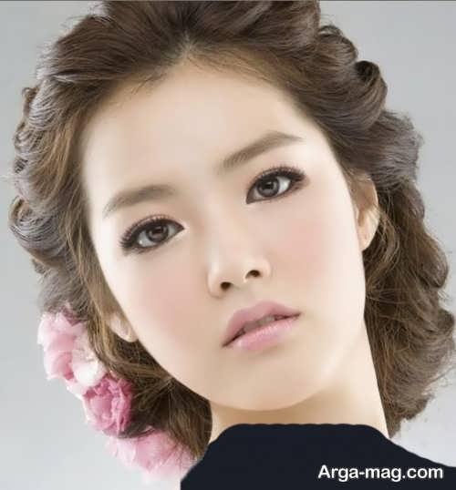 مدل آرایش لایت کره ای