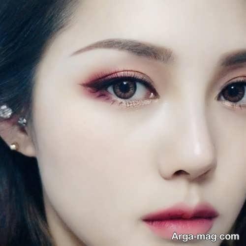 مدل آرایش کره ای مجلسی