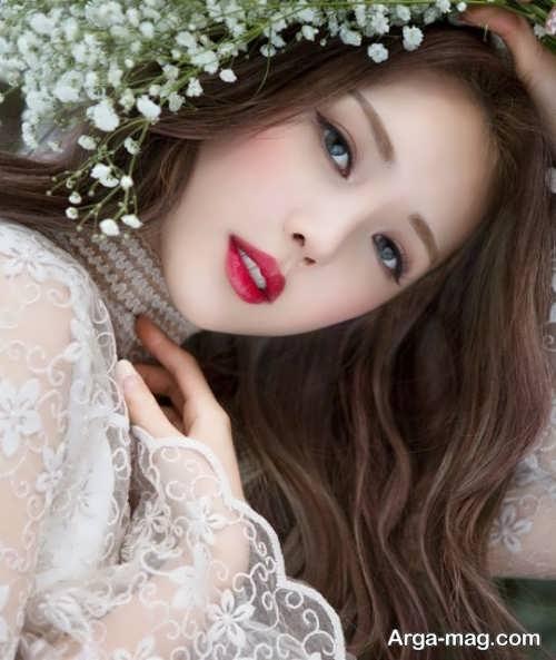 میکاپ کره ای زنانه