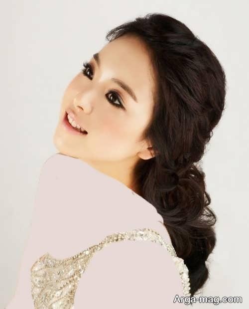 آرایش کره ای زنانه