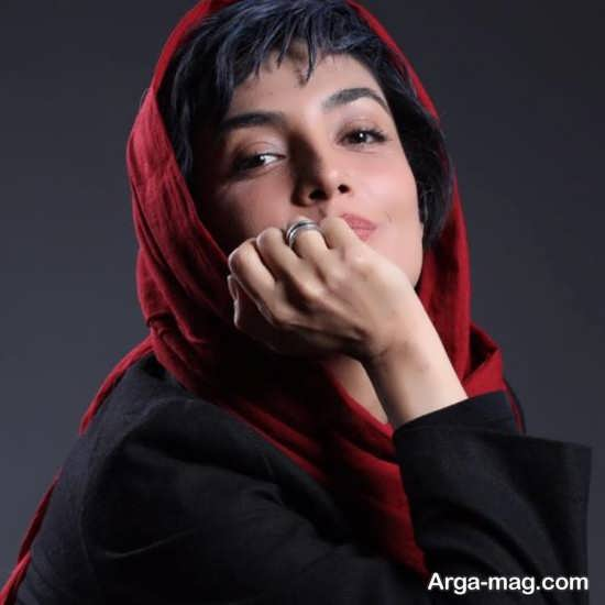 لیلا زارع بازیگر خوش تیپ