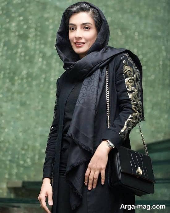 لیلا زارع بازیگر جوان
