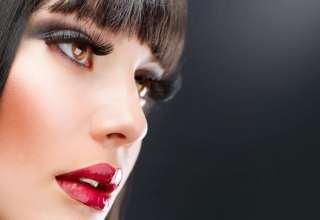 مدل آرایش لایت دخترانه حرفه ای و زیبا