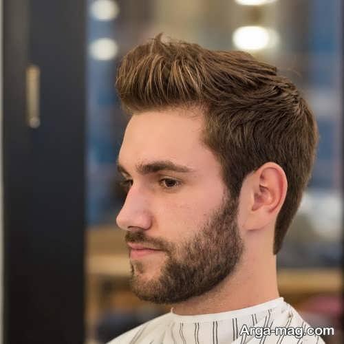 استایل موی مردانه بلند