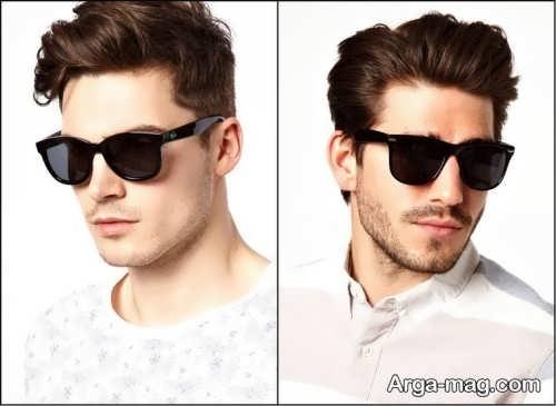 استایل مو مردانه رسمی