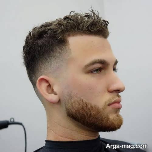 استایل موی مردانه کوتاه و زیبا
