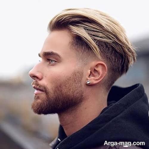 مدل مو شیک و زیبا مردانه
