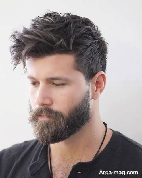 استایل موی مردانه شیک و جدید