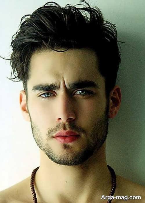 مدل موی زیبا و خاص مردانه