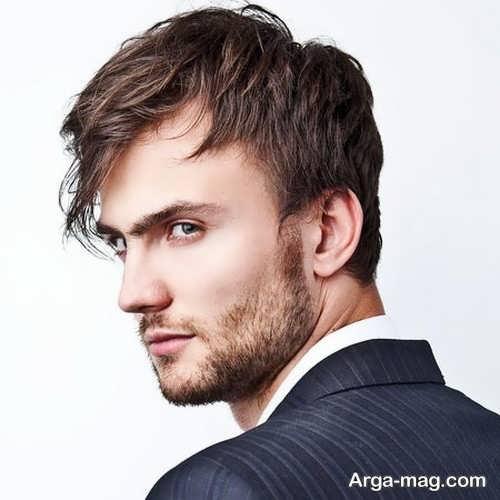 استایل مو مردانه خاص