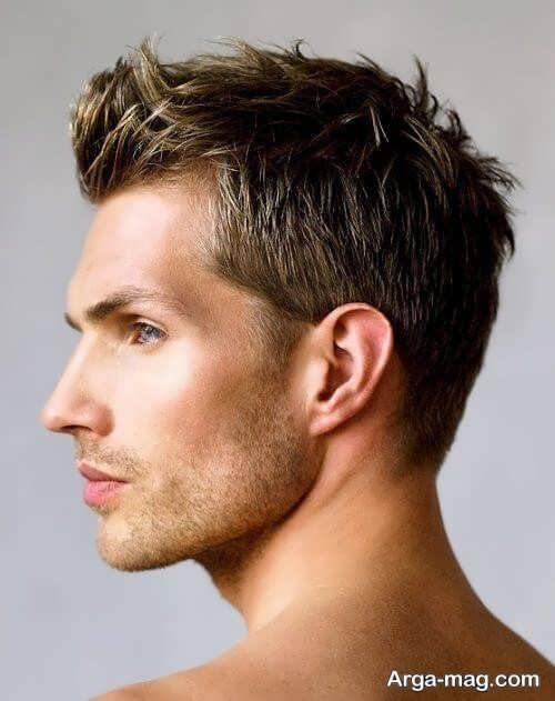 استایل شیک و جالب موی مردانه