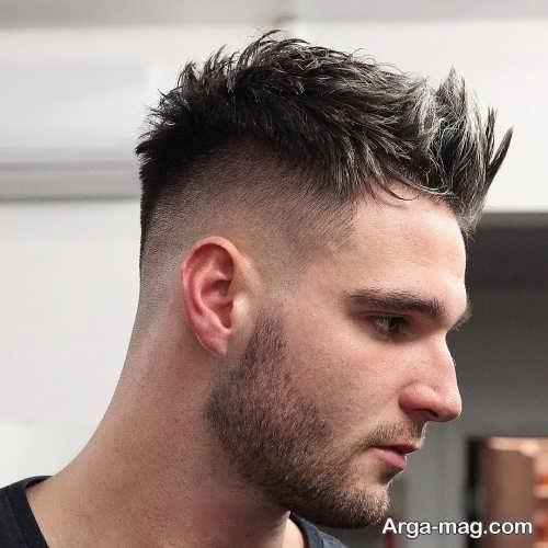 استایل مو مردانه جذاب