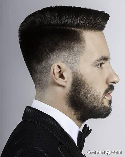 استایل زیبا و شیک موی مردانه