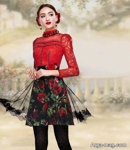 مدل لباس مجلسی جذاب و شیک تین ایجر
