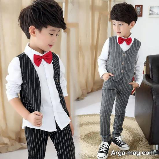 لباس مجلسی بچه گانه پسرانه