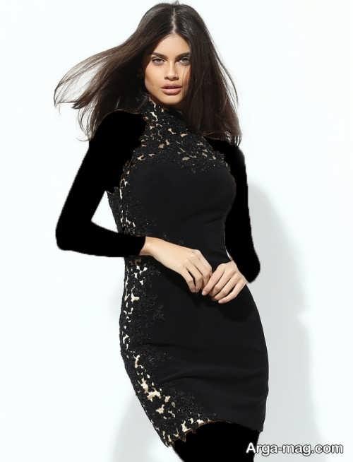 مدل لباس مجلسی دخترانه زیبا