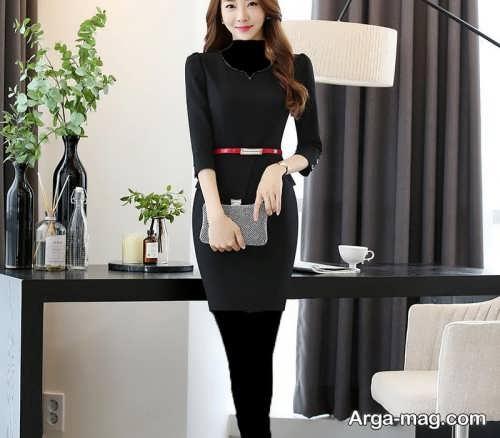 مدل لباس مجلسی کره ای 2018
