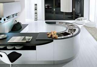 دکوراسیون آشپزخانه های مدرن و لاکچری با طراحی زیبا