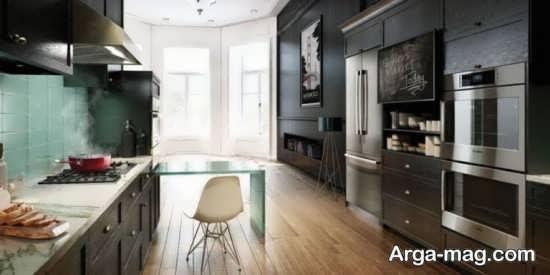 مدل کابینت آشپزخانه زیبا