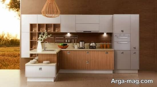 مدل کابینت آشپزخانه جدید و لاکچری برای انواع سلیقه ها