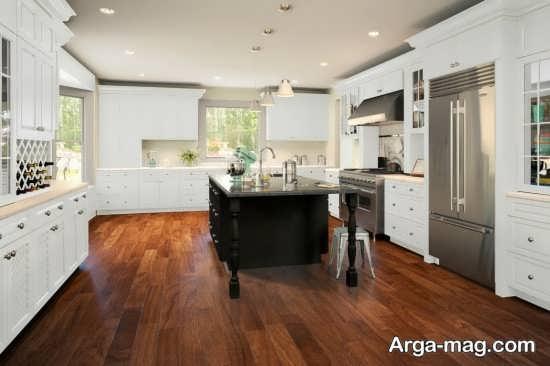 مدل کابینت آشپزخانه مدرن