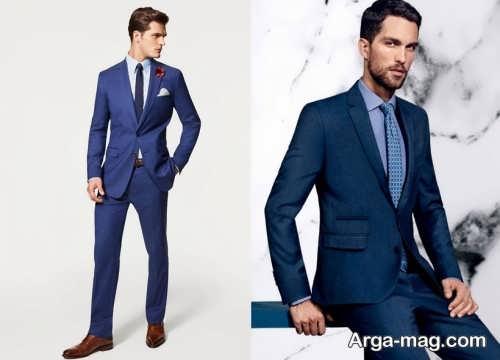 مدل کت و شلوار رسمی و شیک مردانه