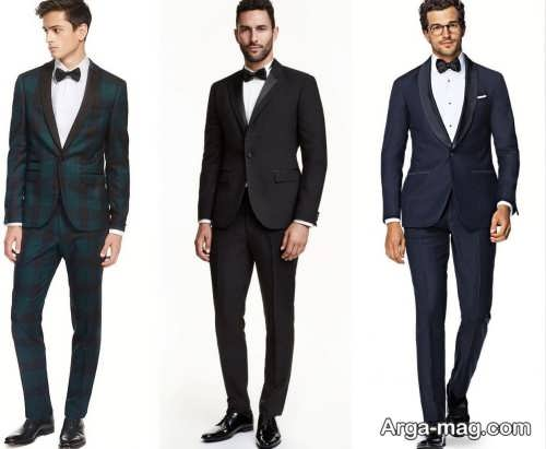مدل کت و شلوار رسمی مردانه شیک و زیبا