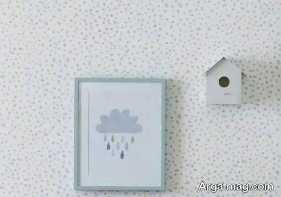 طرح جالب کاغذ دیواری