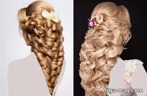 مدل موی شیک و مجلسی زنانه