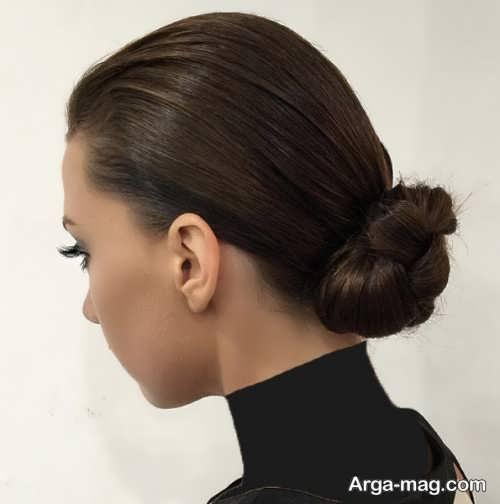 مدل آرایش موی ساده و شیک