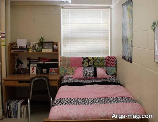طراحی اتاق های خواب تک نفری