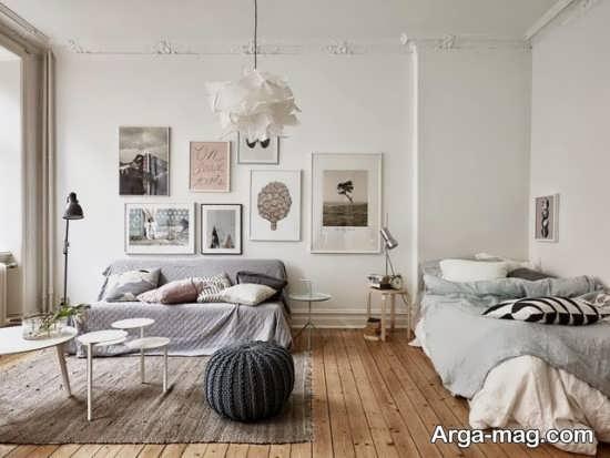 نحوه طراحی اتاق های خواب تک نفره